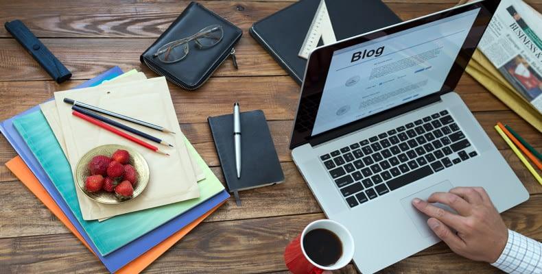 Importancia de escribir un Blog